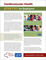 Cardiovascular Health Action Steps for Employers