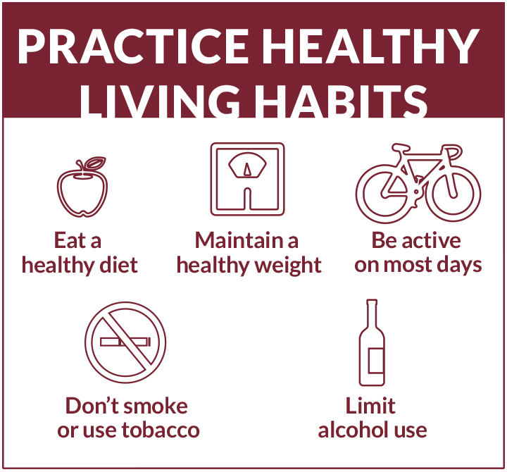 Pratice Healthy Habits
