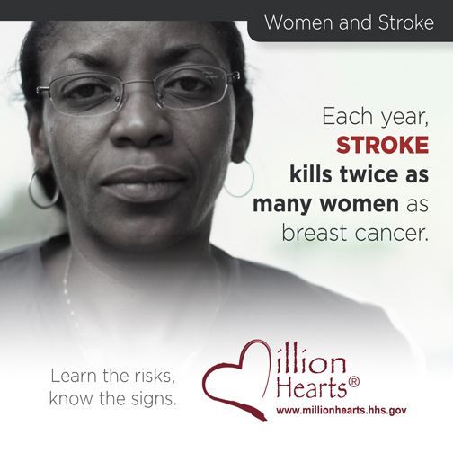 The Dangers of Strokes for Women