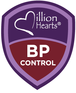 Million Hearts. Blood Pressure Control Badge: Make Control Your Goal
