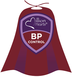 Million Hearts. Blood Pressure Control Cape: Make Control Your Goal