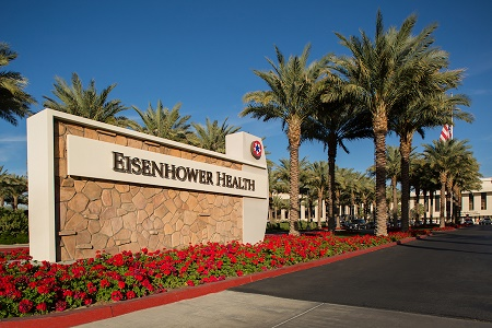 Eisenhower health.