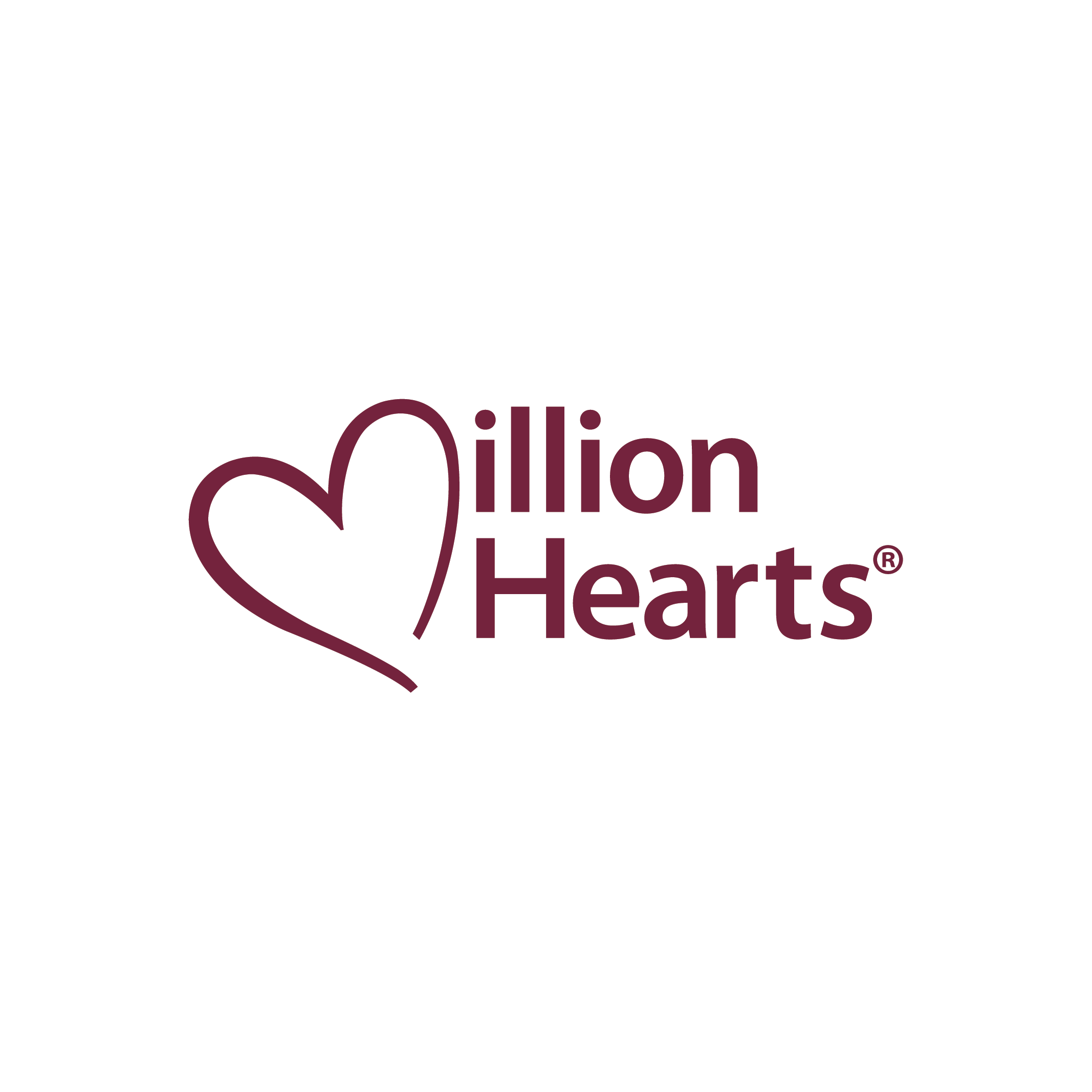 Logos million hearts red text white background png format thecheapjerseys Choice Image